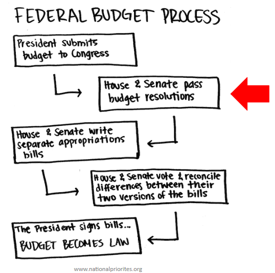 Federal Budget in 5 Steps